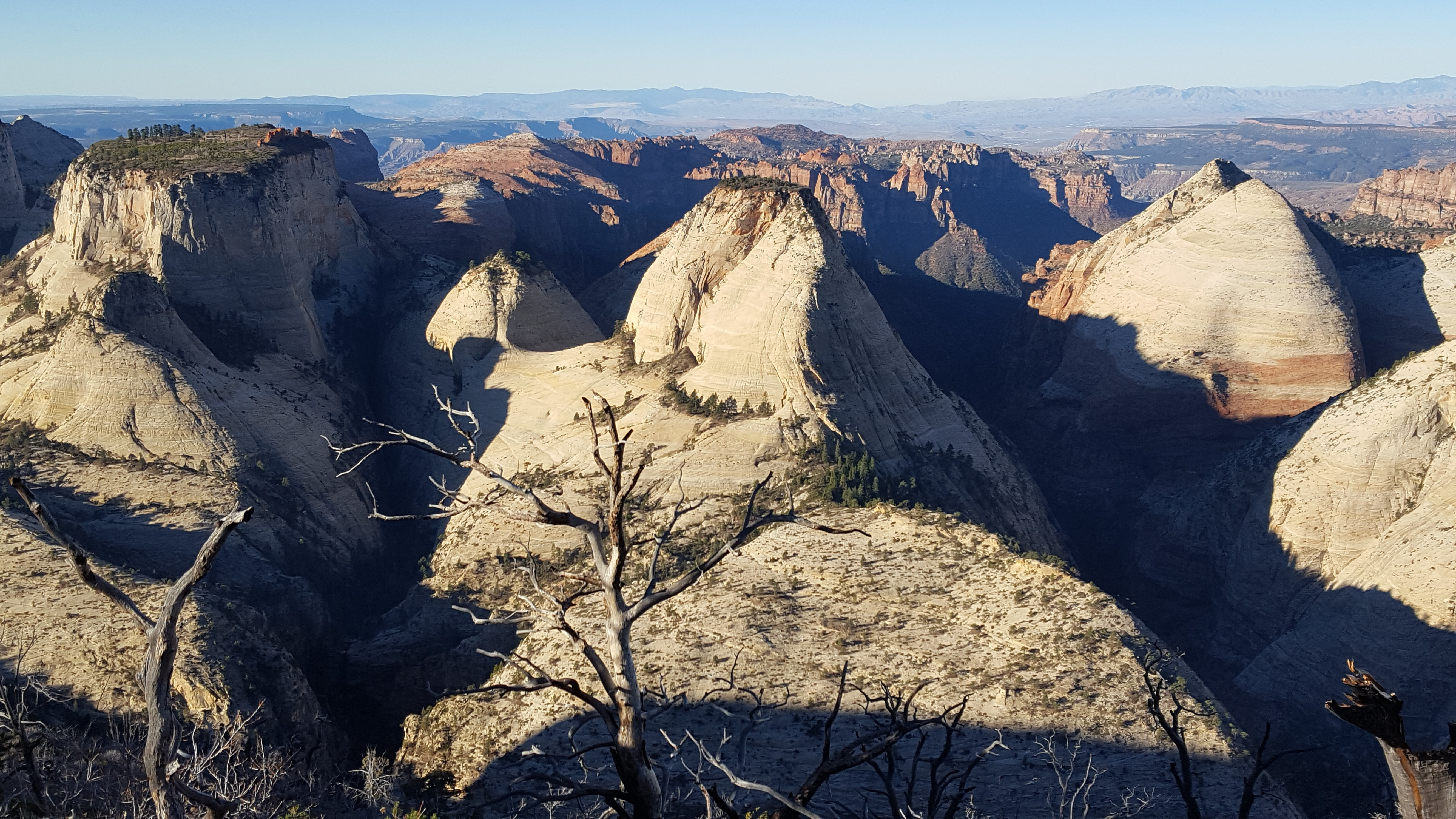 West Rim Trail – Zion National Park