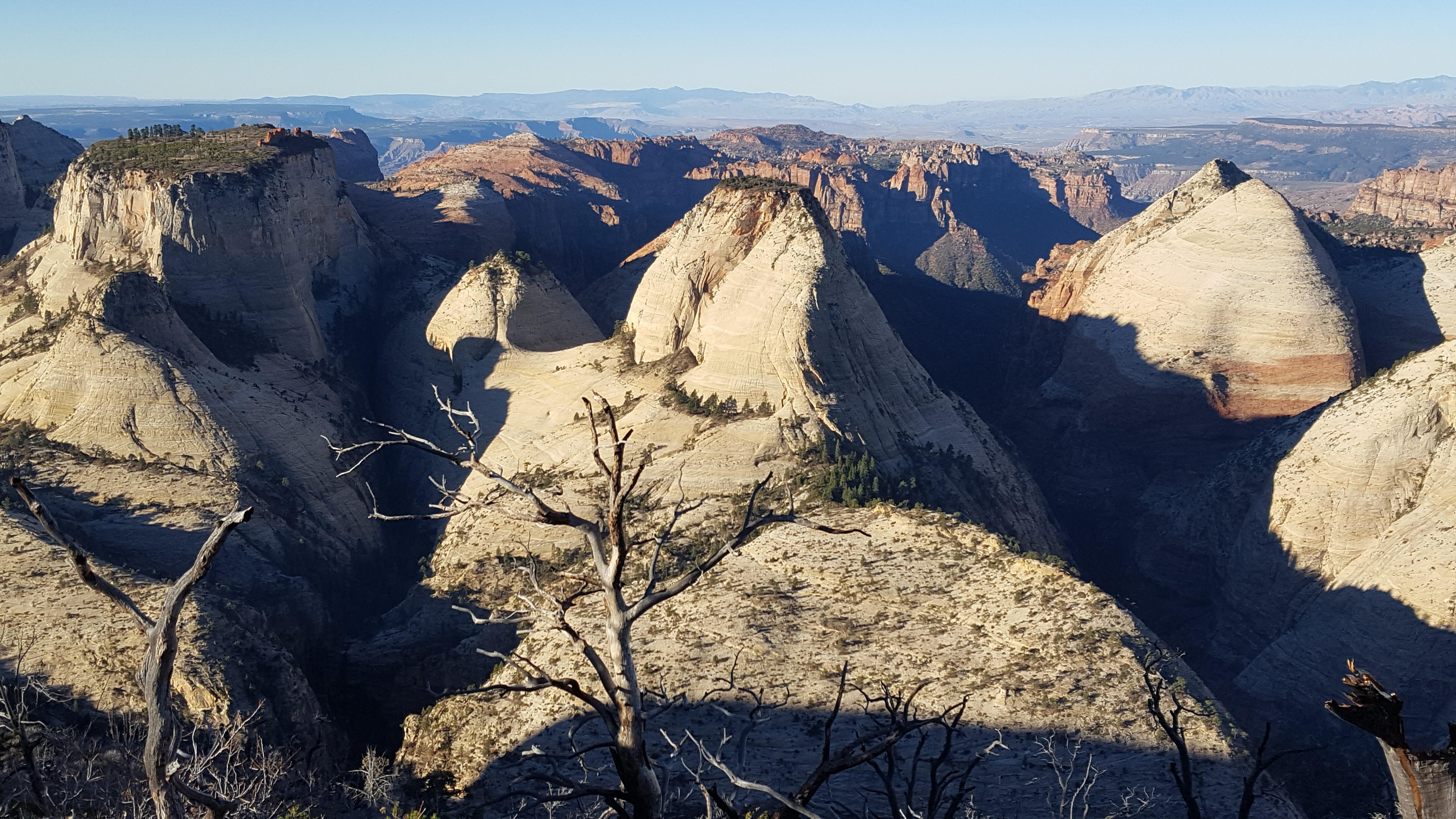 West Rim Trail – Zion National Park